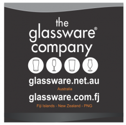 Etched / Branded Glass Drinkware